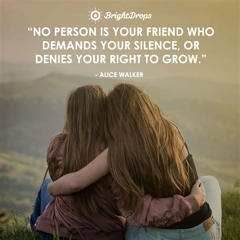 134 Cute, Funny and Wise Best Friend Quotes on the Meaning ...