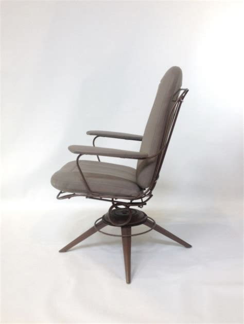 Schnadig Chair Mid Century by Mid Century Modern Rocking Chair Pair Of Mid Century