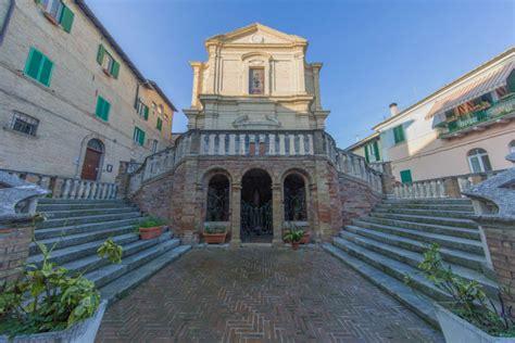 The Italian Village Of Atri, Teramo In Abruzzo