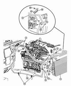 Jeep Grand Cherokee Valve  A  C Pressure Transducer  Eze  Exl