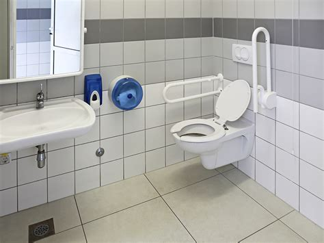 toilet bathroom rails elderly disabled ada safety restroom installation commercial shower references approved tulsa prefabricated