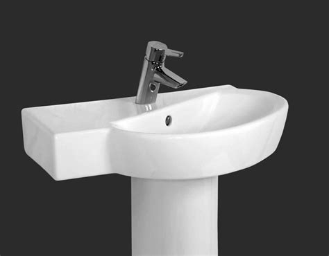 Vitra Sunrise Mm Offset Corner Basin