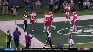 Marcus Peters Throws A Referee39s Flag Into The Crowd