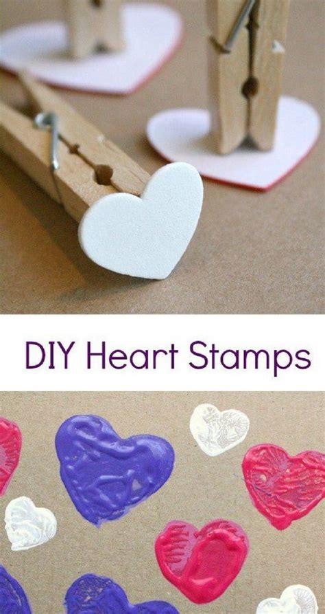 pretty  valentines day crafts   kids