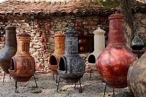 Barbecue Brasero Mexicain : brasero mexicain un barbecue chemin e d ext rieur ~ Premium-room.com Idées de Décoration