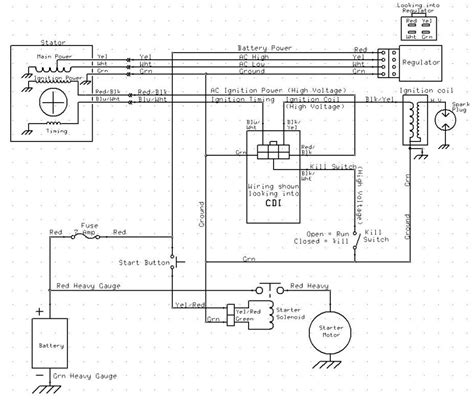 Buyang Wiring Help Needed Atvconnection