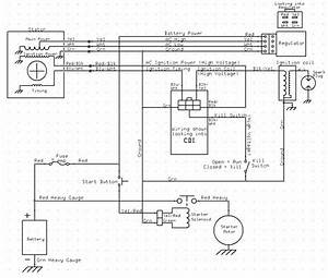 Tao Carburetor 4 Stroke Diagram  Tao  Free Engine Image