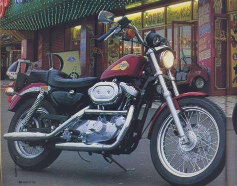 Harley Davidson Sportster 1200 Specs