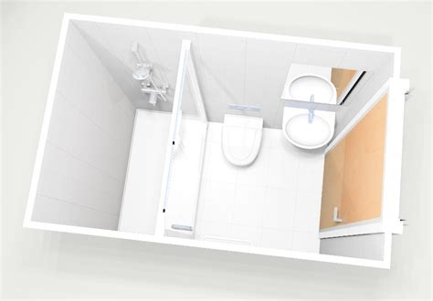 dorset composite grp shower pod rollalong