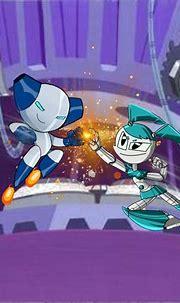 cartoon galery net: Cartoon Robot Boy
