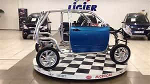 Ligier Sans Permis : chassis voiture sans permis ligier js50 youtube ~ Medecine-chirurgie-esthetiques.com Avis de Voitures
