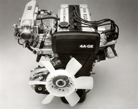 toyota engines toyota 4a ge engine engines engine parts car