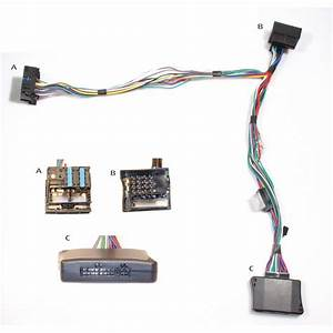 Hands Free Harness For Selected Hands Free Kits For Select Bmw Mini And Land Rover Kram 84099m
