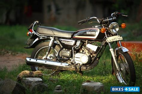 second yamaha rx 135 in bangalore extremely well maintained and regularly serviced yamaha