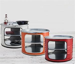 Fass Als Tisch : lfass couchtisch industrie design m bel manufaktur kramsen ~ Sanjose-hotels-ca.com Haus und Dekorationen