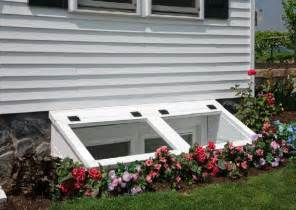 Basement Egress Window Well Covers