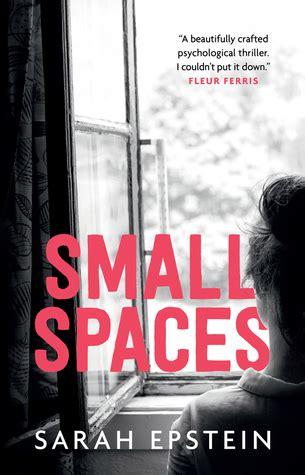 small spaces  sarah epstein