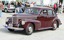 Opel Automobiles by Opel