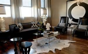 black livingroom furniture color design ideas with black furniture