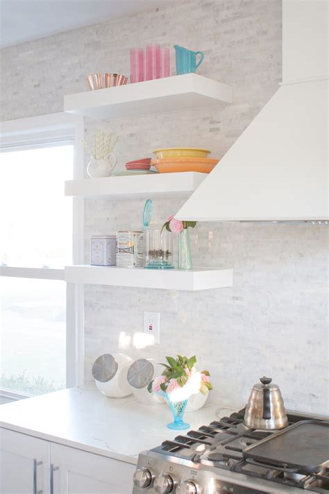 how to organize open kitchen shelves how to organize open shelving in a kitchen lay baby lay 8773
