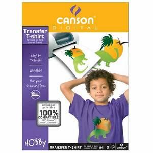 Papier Transfert Tee Shirt : fournitures pour activit s cr atives ~ Melissatoandfro.com Idées de Décoration
