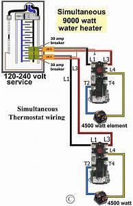 Inspirational Water Heater Wiring Diagram Dual Element