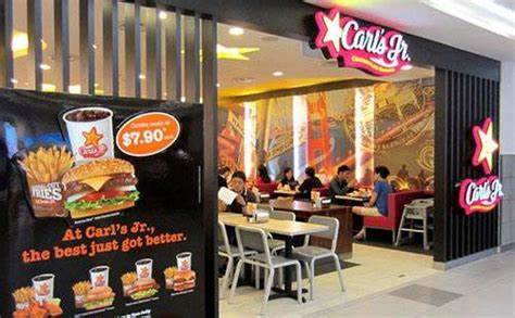 Carl's Jr. Fast Food Restaurants in Singapore - SHOPSinSG