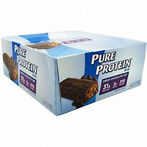 Worldwide Sport Nutritional Supplements Pure Protein High Protein Bar  With Images