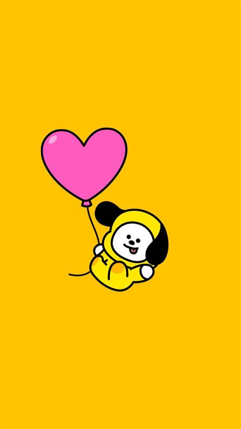 bt chimmy   wallpaper ponsel kertas dinding