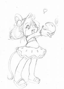 Apple pie :sketch: by ZamieCat on DeviantArt