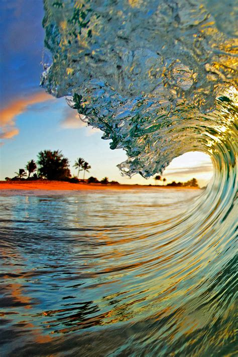 Beautiful Ocean Waves From Incredible Perspectives My