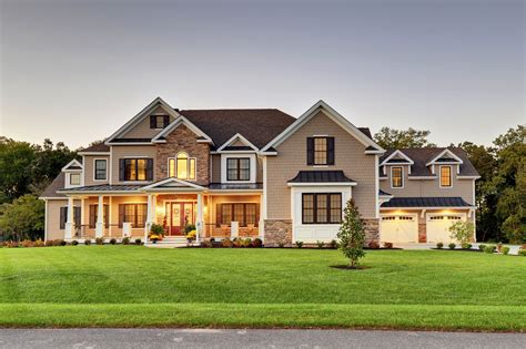 Hawksnest  Photo Gallery Of Custom Delaware New Homes By