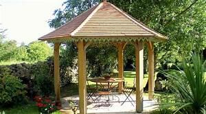 Arche De Jardin Leroy Merlin : gloriette bois leroy merlin altoservices ~ Dallasstarsshop.com Idées de Décoration