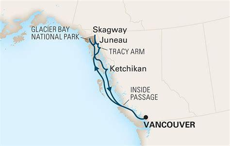 alaska cruise  passage cruises  vancouver