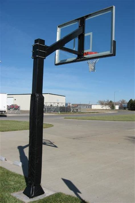 ironclad sports highlight hoops xxl basketball hoop nj
