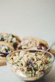 Best Vegan Macaroni Salad