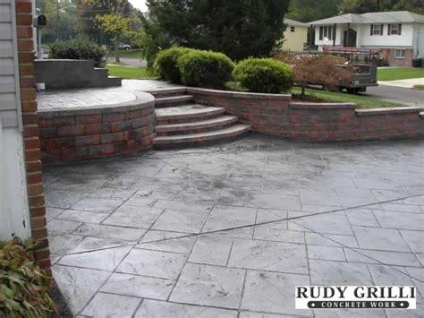 raised patio modern patio outdoor