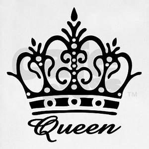 25+ best ideas about Queen crown tattoo on Pinterest