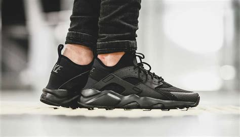 Nike Air Huarache Ultra BR Triple Black - All You Need To Know | The Idle Man