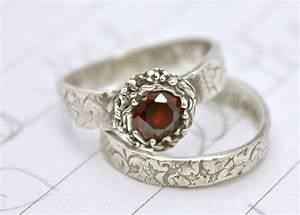 unique vintage engagement rings antique emerald rings With unique vintage wedding rings