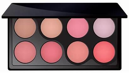 Makeup Transparent Clip Cosmetics Clipart Eyeshadow Mac