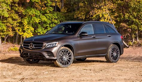 mercedes benz glc air sprung crossover