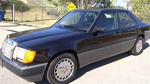 1993 Mercedes Benz 300e 3 2 W124 Sedan Early E320 6cyl  Rare 1 Owner Youngtimer