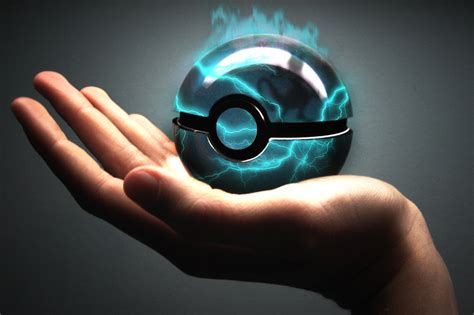 A Gallery Of Realistically Rendered Pokeballs