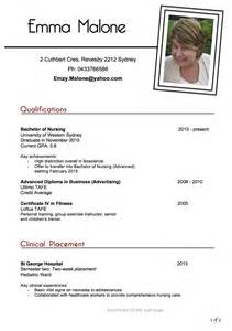 resume format for job interview pdf student curriculum vitae emma malone