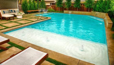 swimming pool builder  dallas texas summerhill pools