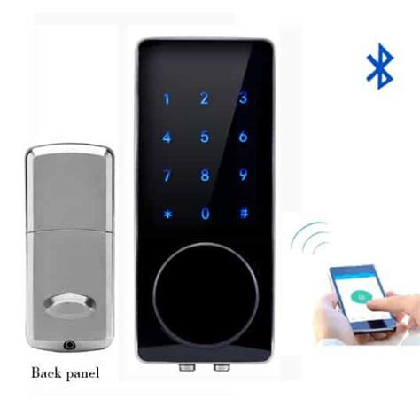 electronic door locks review l s l16076bsap bluetooth electronic door lock deals