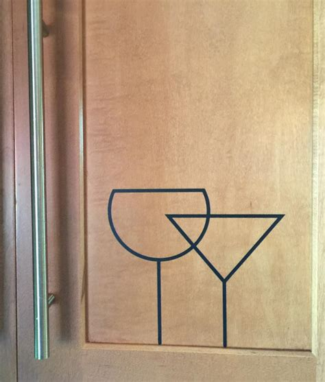 Kitchen Cabinet Labels  Vinyl Motion
