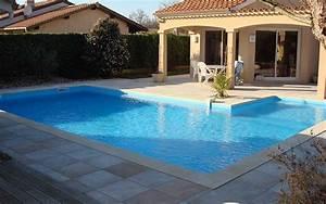 piscine forme libre diffazur r compens 6 fois la fpp With piscine forme libre avec plage 1 photos des plus belles piscines paysagares piscine