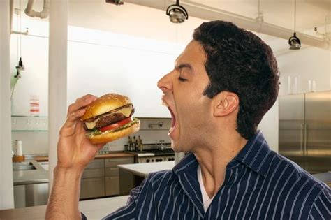 what to eat with hamburger eating two burgers a week increases prostate cancer risk 40 study claims mirror online